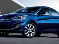 2017 Hyundai Accent SE HARD TO FIND A VEHICLE THIS NICE