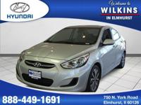 Gray. Are you READY for a Hyundai?! Talk about a deal!