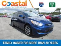 2017 Hyundai Accent Value Edition FWD 6-Speed Automatic