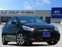 New Price! 2017 Hyundai Accent Value Edition FWD