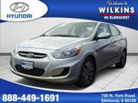 Gray. Ready to roll! Switch to Wilkins Hyundai Mazda!