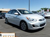 2017 Hyundai Accent Value Edition 1.6L I4 DGI DOHC 16V