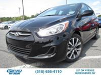 This new 2017 Hyundai Accent gives you more for less!