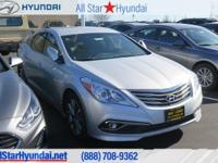 The Hyundai Azera offers a complete performance profile