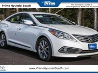 2017 Hyundai Azera Regular Unleaded V-6 3.3