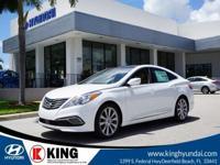 $1,999 off MSRP! 28/19 Highway/City MPG King Hyundai is