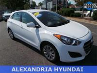 New Price! Certified. 2017 Hyundai Elantra GT Ceramic