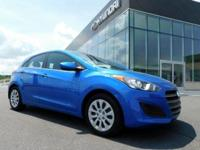 FUEL EFFICIENT 32 MPG Hwy/24 MPG City! Elantra GT trim.