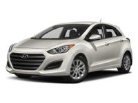 This outstanding example of a 2017 Hyundai Elantra GT
