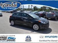 Certified. CARFAX One-Owner. 32/24 Highway/City MPG