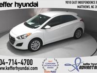 2017 Hyundai Elantra GT 2.0L DOHC Ceramic White 32/24