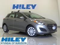 Gasoline! Get Hooked On Hiley Hyundai! Call Hiley
