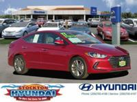 * CLEAN CARFAX * and ** ONE OWNER **. Hyundai