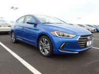 2017 Hyundai Elantra Limited HARD TO FIND A VEHICLE