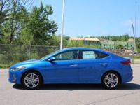 LOADED WITH VALUE! This Hyundai Elantra comes equipped