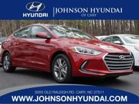 2017 Hyundai Elantra Value Edition. Carpeted Floor