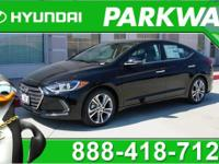 2017 Hyundai Elantra Limited COME SEE WHY PEOPLE LOVE