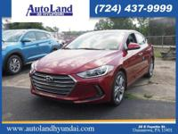 This 2017 Hyundai Elantra Limited is a real winner with