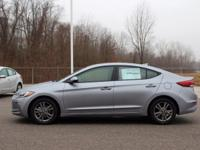 LOADED WITH VALUE! This Elantra comes equipped with: