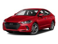 2017 Hyundai Elantra Value EditionPriced below KBB Fair
