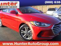 SE Hyundai Elantra Scarlet RedReviews:  * Quiet,