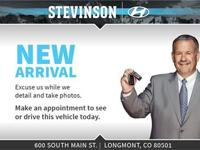 Silver Bullet! Stevinson Hyundai means business! This