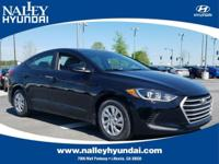 New Arrival! This 2017 Hyundai Elantra SE will sell