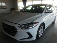 Safe and reliable, this Used 2017 Hyundai Elantra SE