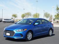 This 2017 Hyundai Elantra SE is complete with