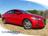 This 2017 Hyundai Elantra SE 4dr Sedan w/