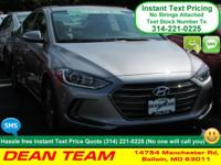 Transform your daily drive in our 2017 Hyundai Elantra