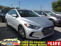 New Arrival! -Great Gas Mileage- This 2017 Hyundai