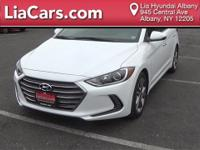 2017 Hyundai Elantra Limited, SERVICED HERE, and Hands