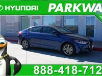 2017 Hyundai Elantra SE SE MODEL, COME SEE WHY PEOPLE