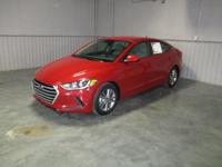 Options:  2017 Hyundai Elantra Se 2.0L Auto *Ltd