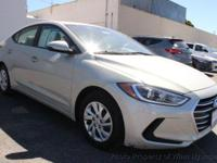 This 2017 Hyundai Elantra 4dr SE Sedan 4D features a
