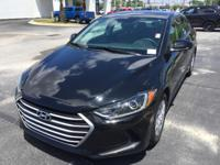 Check out this gently-used 2017 Hyundai Elantra we