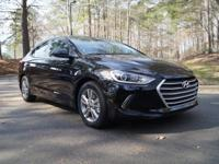 2017 Hyundai Elantra Value Edition. Cargo Net, Carpeted