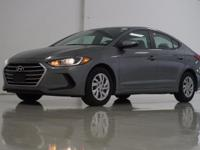 2017 Hyundai Elantra SE in Galactic Gray Metallic, This