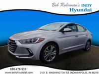 2017 Hyundai Elantra Limited Silver WITH SOME AVAILABLE