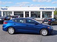 Hyundai Certified Vehicle! CarFax 1-Owner, This 2017