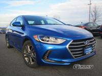 This 2017 Hyundai Elantra with extremely low mileage is