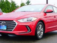 WOW, 2017 Elantra not even broke in yet! Popular AND
