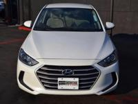 This 2017 Hyundai Elantra 4dr - features a 2.0L 4