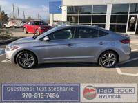 Very nice 2017 Hyundai Elantra, has all the bells and