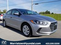 CARFAX One-Owner. FWD 6-Speed Automatic with Shiftronic