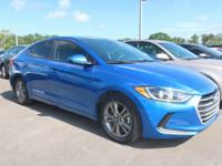 CARFAX One-Owner. Clean CARFAX. Electric 2017 Hyundai