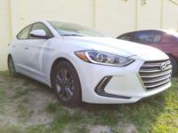 New Arrival! This 2017 Hyundai Elantra SE, has a great