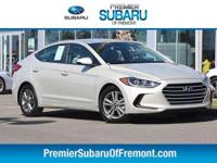 Options:  2017 Hyundai Elantra Se 4D Sedan|6