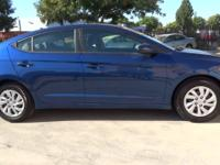 EPA 38 MPG Hwy/29 MPG City! LAKESIDE BLUE exterior and